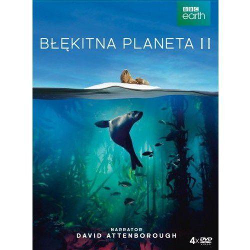 Błękitna planeta 2 (płyta dvd) marki Best film