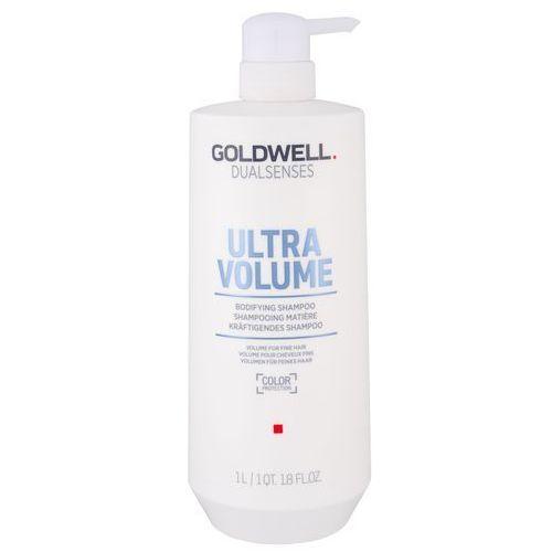 Goldwell ultra volume, ultra delikatny szampon w żelu do włosów cienkich 1000ml (4021609029281)