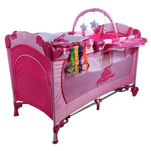Łóżeczko ARTI Deluxe Home Princess Pink Łóżeczko ARTI Deluxe Home Princess Pink - produkt dostępny w tisia