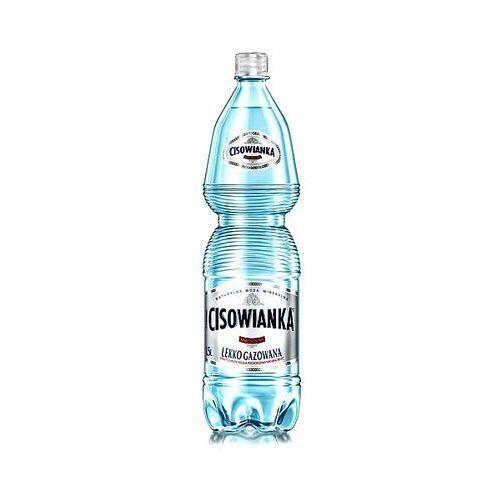 Cisowianka Woda lekko gazowana 1,5l x 6szt.