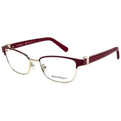 Okulary korekcyjne sf 2148 525 marki Salvatore ferragamo