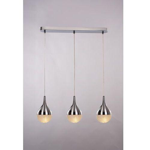 Lampa wisząca cecilia 3 line md16002001-3a - - autoryzowany dystrybutor azzardo marki Azzardo