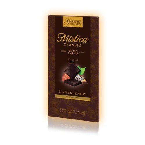 MISTICA CLASSIC czekolada gorzka 75% kakao (3838902407606)