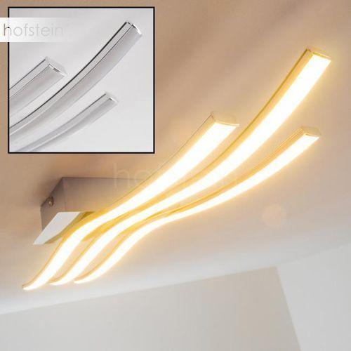 Eglo Roncade Lampa sufitowa LED Chrom, 3-punktowe - Nowoczesny - Obszar wewnętrzny - Cartago - Czas dostawy: od 3-6 dni roboczych
