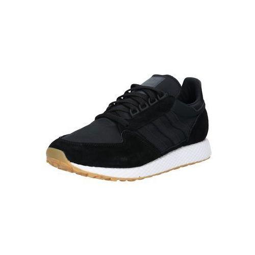 Adidas originals trampki niskie 'forest grove' czarny