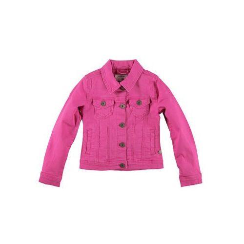 Dżinsowa kurtka w kolorze różowym | rozmiar 152 - produkt z kategorii- kurtki dla dzieci