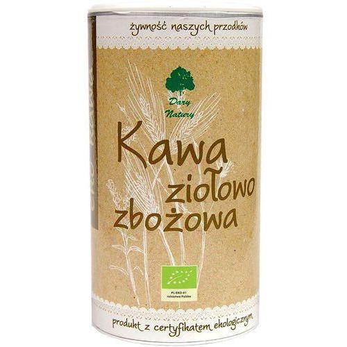 Dary Natury Kawa ziołowo-zbożowa EKO 200g (5902741001498)