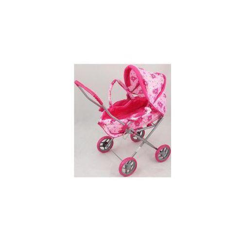Baby Mix Alexis Wózek dla Lalki 9391M-1104 - oferta [2547d5a47fb3446c]