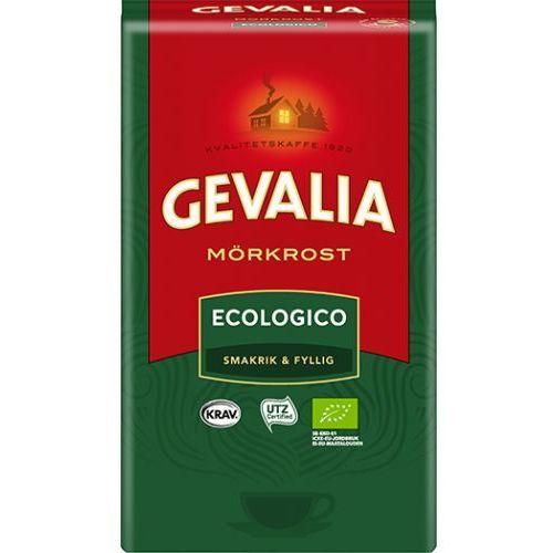 Gevalia - EKO - Ecologico Morkrost - kawa mielona - 425g (8711000537466)