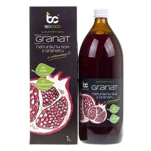 sok z granatu - 1000 ml marki Bjococo