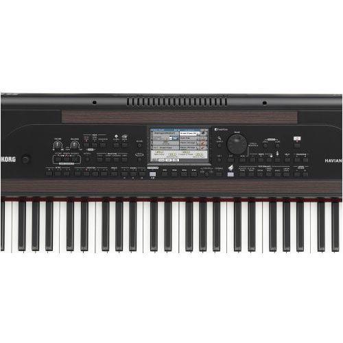 havian 30 pianino cyfrowe z aranżerem marki Korg