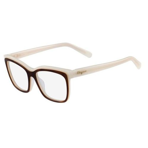 Okulary korekcyjne sf 2749 741 marki Salvatore ferragamo