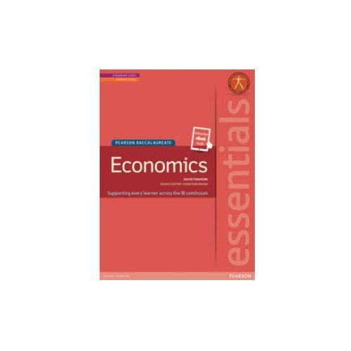 Pearson Baccalaureate Essentials: Economics Print + eBook Bundle (328 str.)