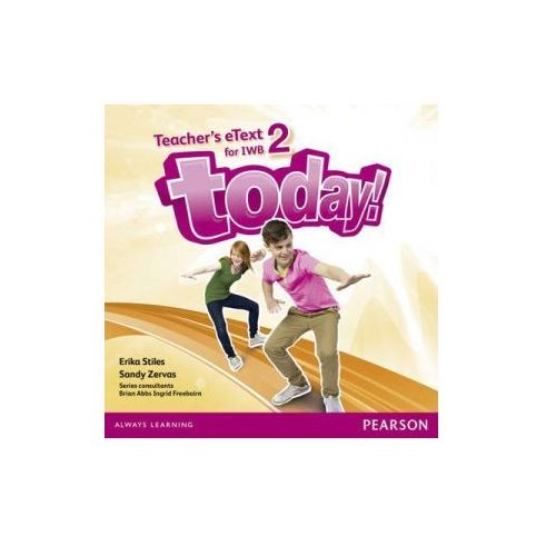 Today! 2. Oprogramowanie Tablicy Interaktywnej. Wersja Dla Szkół Językowych (9781447901013)