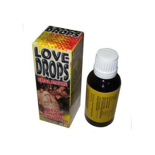 Krople miłości ekstra 30ml | 100% dyskrecji | bezpieczne zakupy marki Cobeco