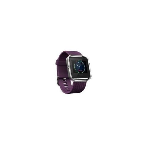 blaze foletowy/srebrny (plum/silver) (s) marki Fitbit