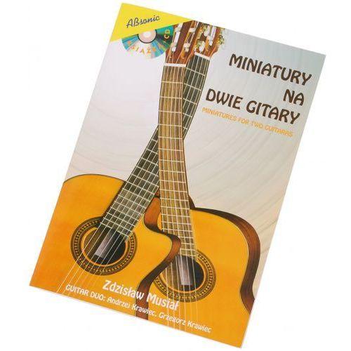 AN Musiał Zdzisław ″Miniatury na dwie gitary″ + CD
