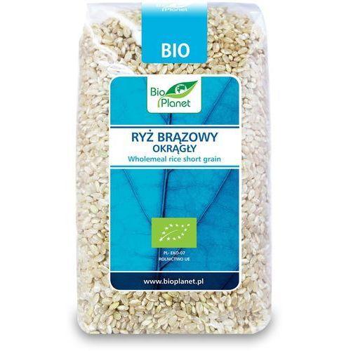 Bio planet : ryż okrągły pełnoziarnisty bio - 500 g (5907814665805)