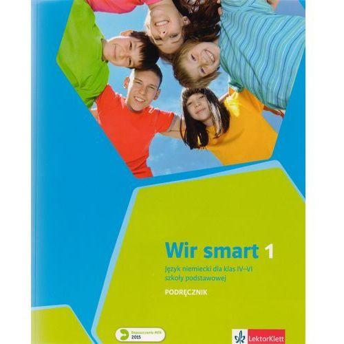 Wir Smart 1 Podręcznik + CD - Wysyłka od 3,99 - porównuj ceny z wysyłką, Lektorklett