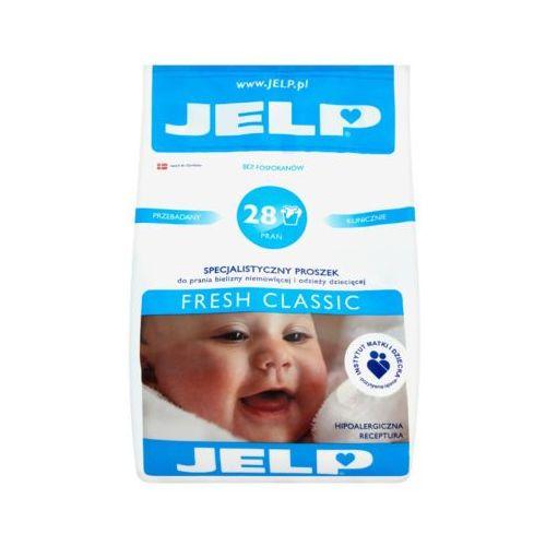 JELP 2,24kg Fresh Classic Hipoalergiczny proszek do prania dla dzieci (28 prań)