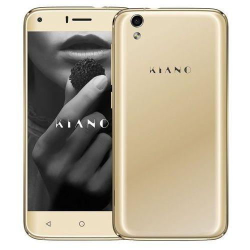 Kiano Telefon elegance 5.1 pro 16gb (złoty)