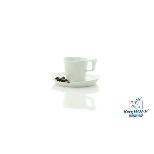 Berghoff P. filiżanka z talerzykiem espresso (0,095l) 2 szt