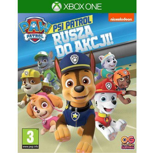 Psi Patrol Rusza do akcji! (Xbox One)