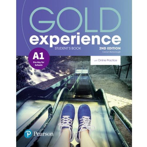 Gold Experience 2nd Edition A1. Podręcznik + Online Practice, Carolyn Barraclough