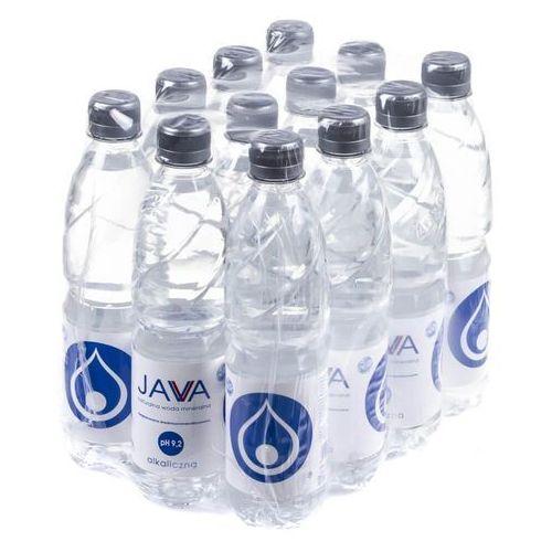 JAVA woda alkaliczna niegazowana pH 9,2 - 0,5L - 12 sztuk