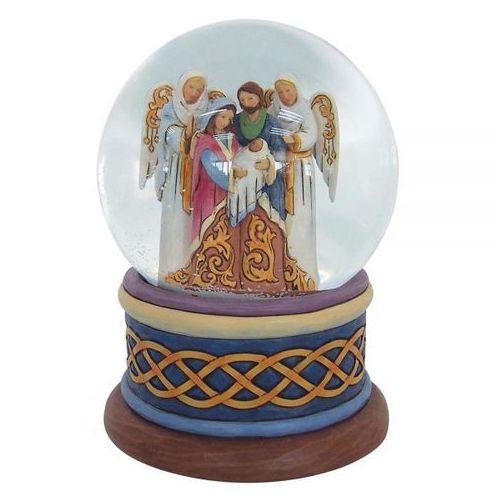 Kula śnieżna szopka Nativity Waterball 4058801 Jim Shore figurka ozdoba świąteczna