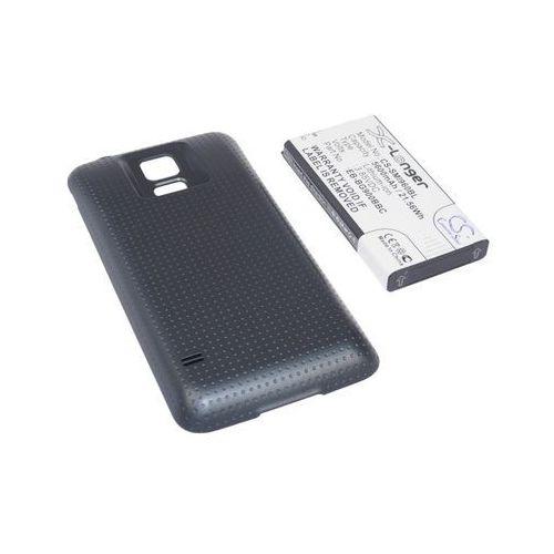 Samsung Galaxy S5 / EB-B900BC 5600mAh 21.56Wh Li-Ion 3.85V powiększony niebieski (Cameron Sino) (4894128083603)