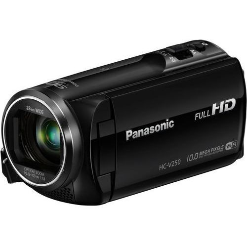 HC-V250 marki Panasonic - cyfrowa kamera