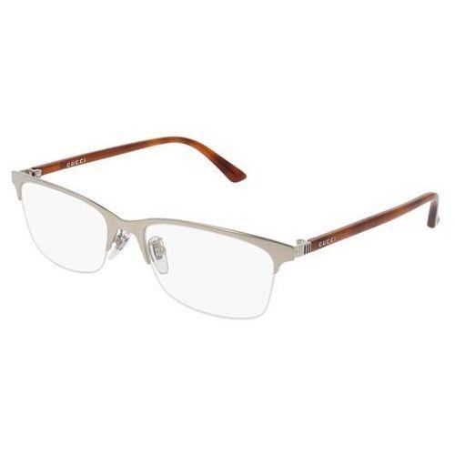 Gucci Okulary korekcyjne gg0132oj 004
