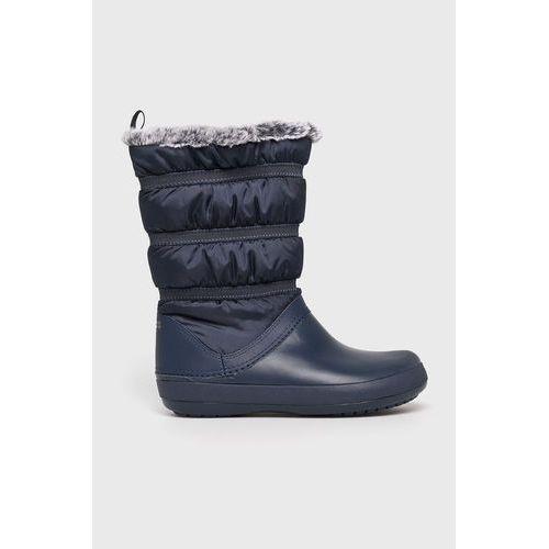 - śniegowce marki Crocs