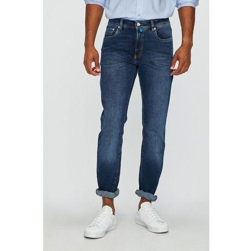 - jeansy future flex marki Pierre cardin