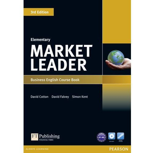Market Leader Elementary Business English Course Book + Dvd, Pearson Education Limited