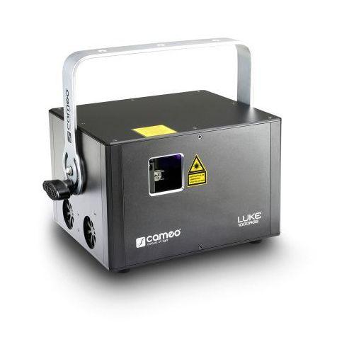 Cameo LUKE 1000 RGB - Profesjonalny laser do pokazów, RGB, 1000 mW