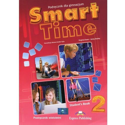 Smart Time 2. Podręcznik Wieloletni, Express Publishing