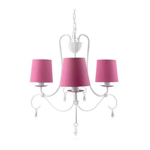 Philips 41594/28/16 - lampa wisząca dziecięca mykidsroom princess 3xe14/28w/230v (8718291468547)