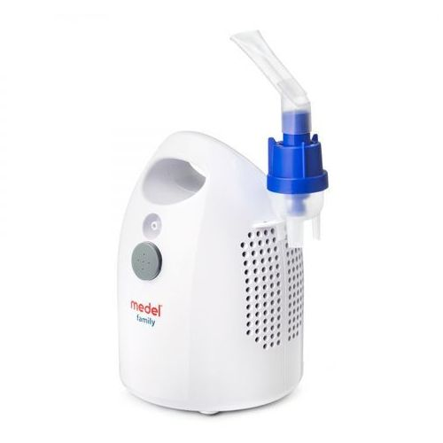 Inhalator Medel Family EVO *Przyspieszona Nebulizacja* *Nowy Ulepszony SILNIK* *Najnowszy Model*, 539