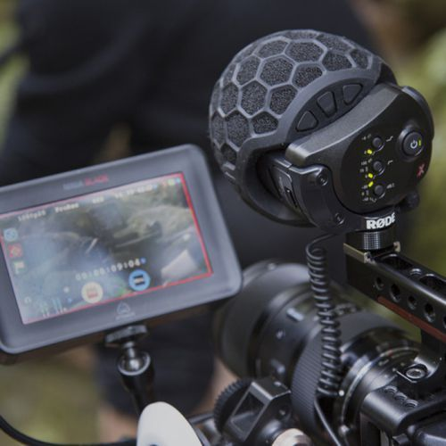 stereo videomic x mikrofon do kamery marki Rode