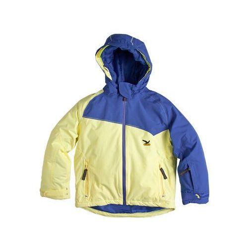 Kurtka funkcyjna ''Arleas PTX'' w kolorze niebiesko-żółtym | rozmiar 104 - produkt z kategorii- kurtki dla dzieci