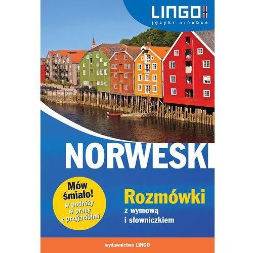 Norweski. Rozmówki z wymową i słowniczkiem (2016)