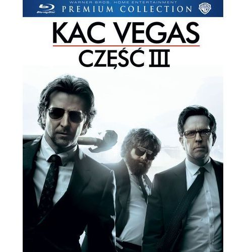 KAC VEGAS III (BD) PREMIUM COLLECTION (Płyta BluRay)