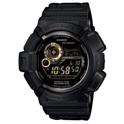 Casio G-9300GB-1, zegarek dla mężczyzny