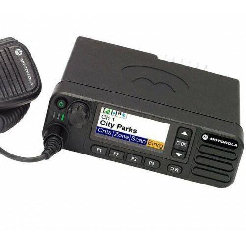 Radiotelefon dm4601e uhf gps marki Motorola