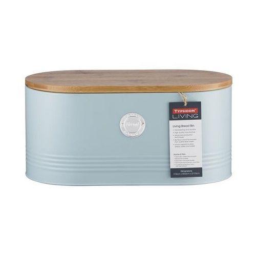 Typhoon - living pojemnik na chleb błękitny