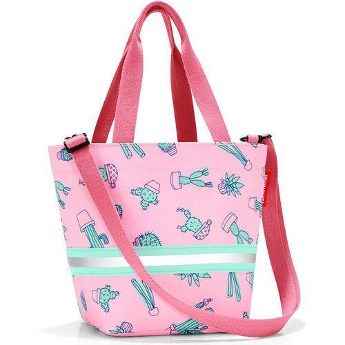 e77c2736b5095 Torba na zakupy dla dzieci shopper xs cactus różowa (rik3055) marki  Reisenthel 71,10 zł minimalna torba na zakupy w wersji XS.