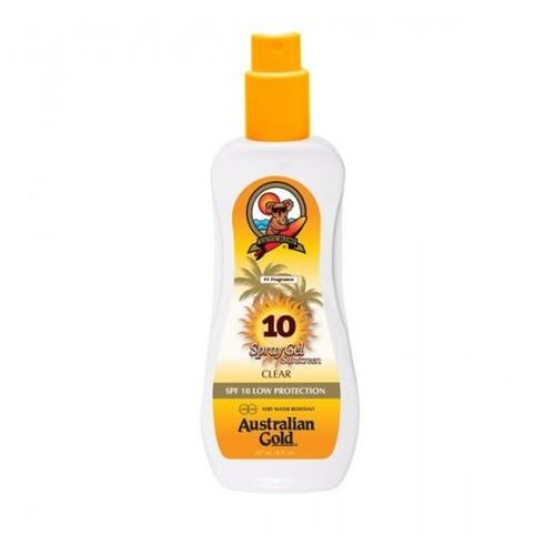 Australian Gold SPF 10 Spray Gel | Spray do opalania - 237ml