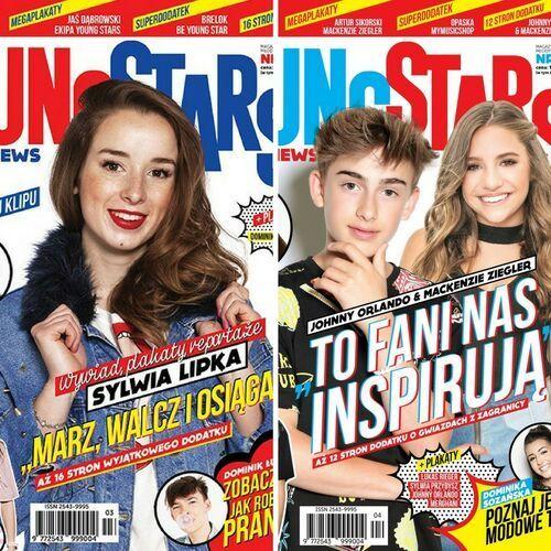 Pakiet Young Stars News (nr.3,4)
